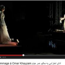 Tony Gatlif rend hommage à Omar Khayyâm. Festival des musiques sacrées de Fès.