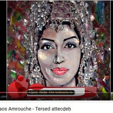 Marguerite-Taos Amrouche - Tersed attecḍeḥ