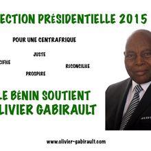 LE BÉNIN SOUTIENT OLIVIER GABIRAULT !