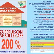 No tax day sulla casa del 29-30 novembre 2014