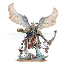 MORTARION: Primarch de la Death Gard