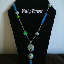 Nelly Fimote de nouveaux bijoux