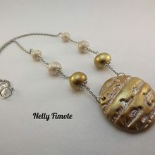 Nelly Fimote l'or