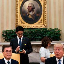 Sur le sommet États-Unis - Corée du Sud