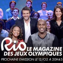 """[Infos TV]  Découvrez le sommaire du second numéro de""""RIO, LE MAGAZINE DES JEUX OLYMPIQUES"""", à suivre sur Canal + Sport ce vendredi en direct à 20h45 !"""