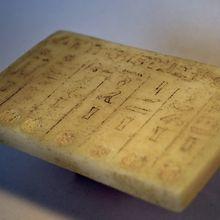 Genève restitue à l'Égypte un vestige archéologique volé vieux de plus de 4000 ans