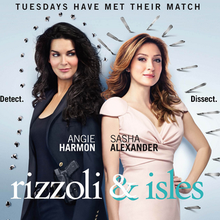 "TNT reconduit ""Rizzoli & Isles"" pour une saison 6 ; ""The League"" et ""Continuum"" reconduits pour une ultime saison ; un retour possible de ""Leverage"" sous la forme d'un film ?"