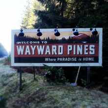 "FOX lance ce jeudi soir le thriller ""Wayward Pines"" avec Matt Dillon et Terrence Howard (""Empire"")"