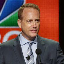 Le président de NBC Entertainment Robert Greenblatt explique sa stratégie pour remporter la saison sur les 18-49 ans pour la troisième année consécutive