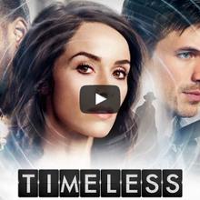 """Découvrez les bandes annonces des nouvelles séries de NBC """"Timeless"""", """"This Is Us"""" et """"The Good Place"""""""