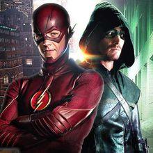 """Découvrez deux teasers pour la saison 3 de """"The Flash"""" et la saison 5 de """"Arrow"""", dès octobre sur CW"""