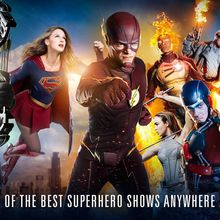 "Grille des networks du 27/11 au 2/12 : cross-over événement entre ""Supergirl"", ""The Flash"", ""Arrow"" et ""Legends of Tomorrow"" sur CW (bande annonce)"