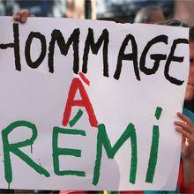 Hommage à Rémi samedi après-midi