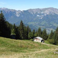 La Roche Pourrie (2037m) en boucle
