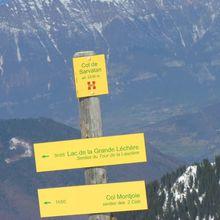 Col de Sarvatan (2439m)