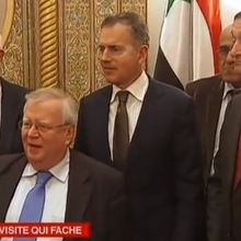 Déplacement en Syrie : reportage France 2
