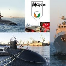 Indiens et Russes préparent DefExpo India 2016