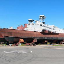 Nouveaux contrats pour le chantier naval Vympel