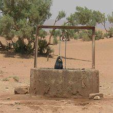 2014: Forage d'un nouveau puits pour le lycée