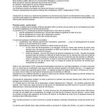 Mai 2014 > Réunion Mairie - Représentants Parents d'élèves