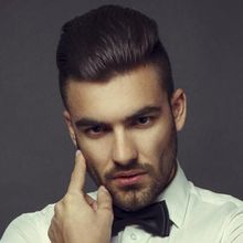 Top Men Hairstyles 2014 Summer