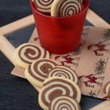 Bredele Spirale Vanille/chocolat