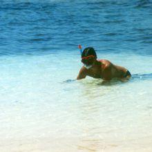 1989 août - St Vincent & les Grenadines avec Denis