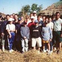 2000 décembre accompagnement au Sénégal