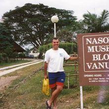 2001 juillet grand tour du Pacifique Sud