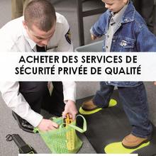 ACHETER DES SERVICES DE SÉCURITÉ PRIVÉE DE QUALITÉ (Manuel pour les acheteurs - COess)