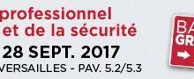 SALON PROFESSIONNEL DE LA SÛRETÉ ET DE LA SÉCURITÉ du 26 au 27 septembre 2017 : Le blog 83-629 est partenaire de ce salon !