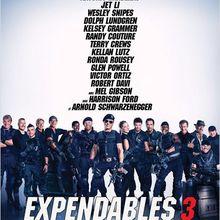 Critique Ciné : Expendables 3, gros bras gros brouhaha