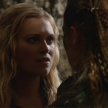 Critiques Séries : The 100. Saison 2. Episode 14. Bodyguard of Lies.