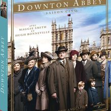 Downton Abbey en DVD et Blu-Ray le 3 mars 2015
