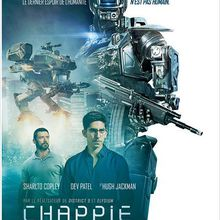 Critique Ciné : Chappie, A.I. intelligence artificielle