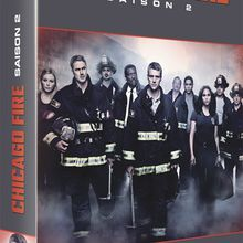 Chicago Fire - Saison 2 (DVD)