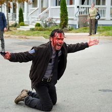 Critiques Séries : The Walking Dead. Saison 5. Episode 15.