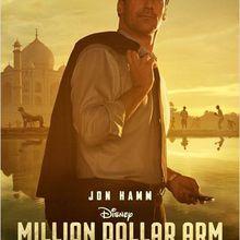 Critique Ciné : Million Dollar Arm, le baseball ou la vie