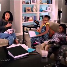 Critiques Séries : Black-Ish. Saison 1. Episode 21. The Peer-ent Trap.