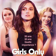 Critique Ciné : Girls Only, rester adolescente