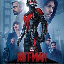 Critique Ciné : Ant-Man (2015)