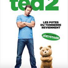 Critique Ciné : Ted 2 (2015)