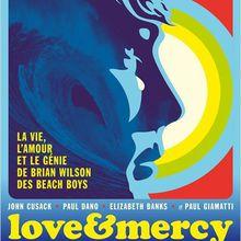 Critique Ciné : Love and Mercy, la véritable histoire de Brian Wilson des Beach Boys (2015)