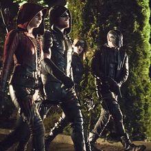 Critiques Séries : Arrow. Saison 4. Episode 10.
