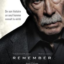Critique Ciné : Remember (2016)