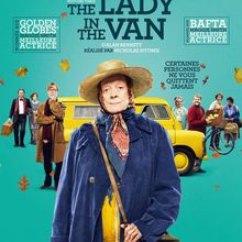 Critique Ciné : The Lady in the Van (2016)