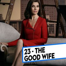 [CLASSEMENT] - 23 - The Good Wife (Saison 7)