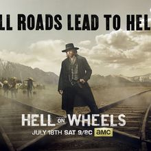 Critiques Séries : Hell on Wheels. Saison 5. Partie 2. BILAN.