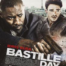 Critique Ciné : Bastille Day (2016)