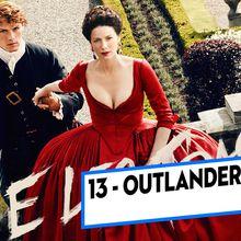 [CLASSEMENT] - 13 - Outlander (Saison 2)